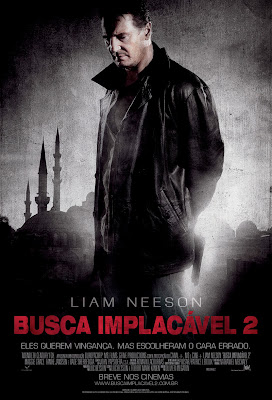 Filme Poster Busca Implacável 2 TS XviD & RMVB Dublado