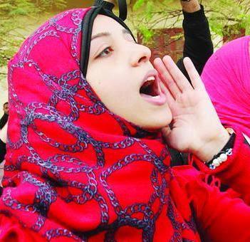 100 Demonstran Wanita Mesir Diperkosa