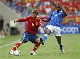 España vs Italia Copa Confederaciones 2013 por celular computadora
