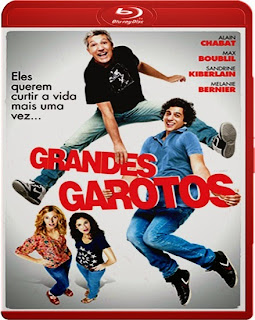 Filme Poster Grandes Garotos BDRip XviD Dual Audio & RMVB Dublado