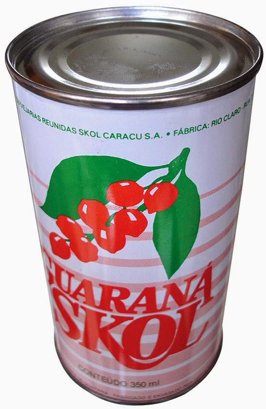 Conheça o primeiro refrigerante brasileiro a enlatar o seu produto, em 1975.