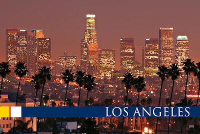 ve may bay di los angeles