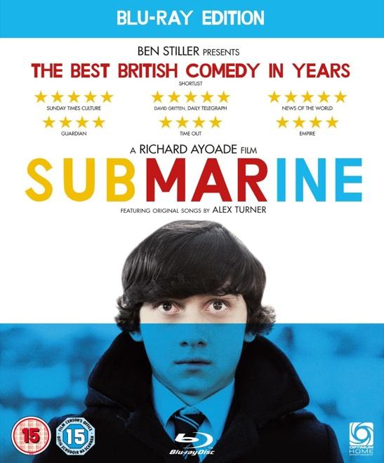 Slacker Cinema Submarine Blu Ray Review