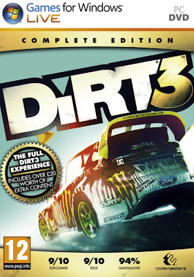 Dirt 3 Complete Edition PC