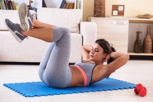 réduire les graisses des hanches