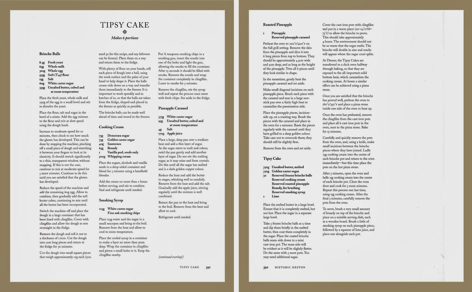 Tipsy cake recipe irish