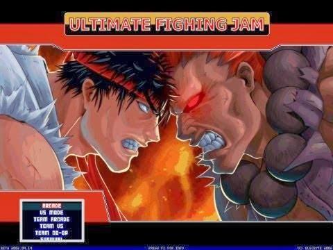 [PC] Ultimate Fighting Jam M.U.G.E.N