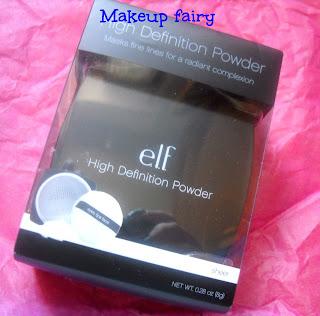 elf cosmetics high definition powder