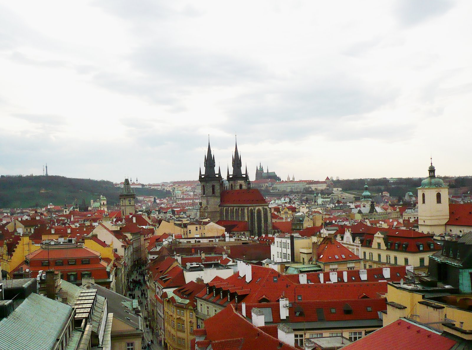 September: Prague, Czechia