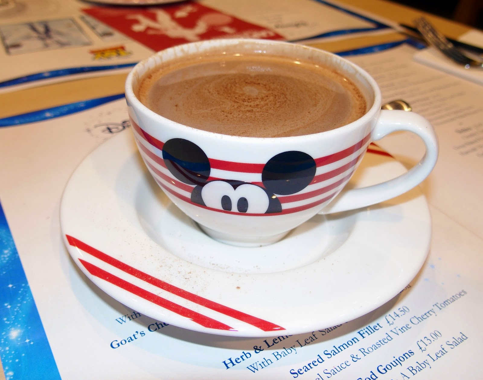Harrods Disney Cafe