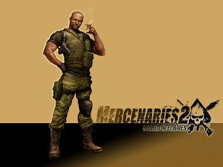 Mercenaries 2 Wallpaper