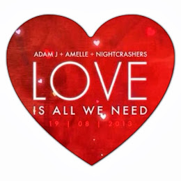 Adam J feat. Amelle Berrabah & Nightcrashers - Love Is All We Need