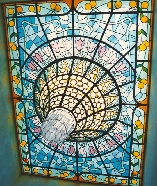 Vidrio y vidrieros mario ordo ez - Vidrieras modernas ...
