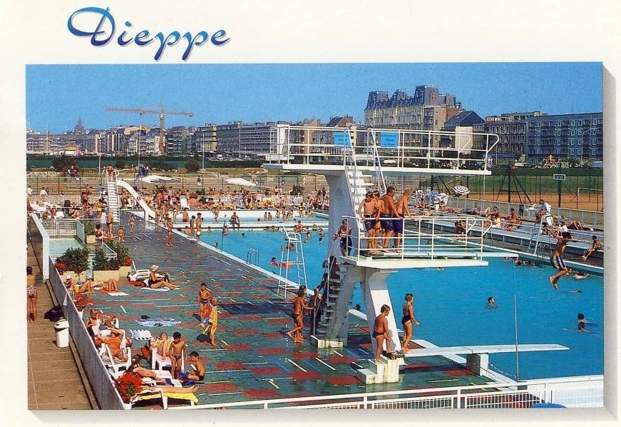 Quiquengrogne dieppe la piscine du casino for Piscine fecamp