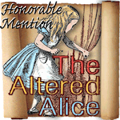 Altered Alice badge