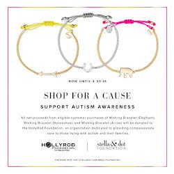 Shop for a Cause - April