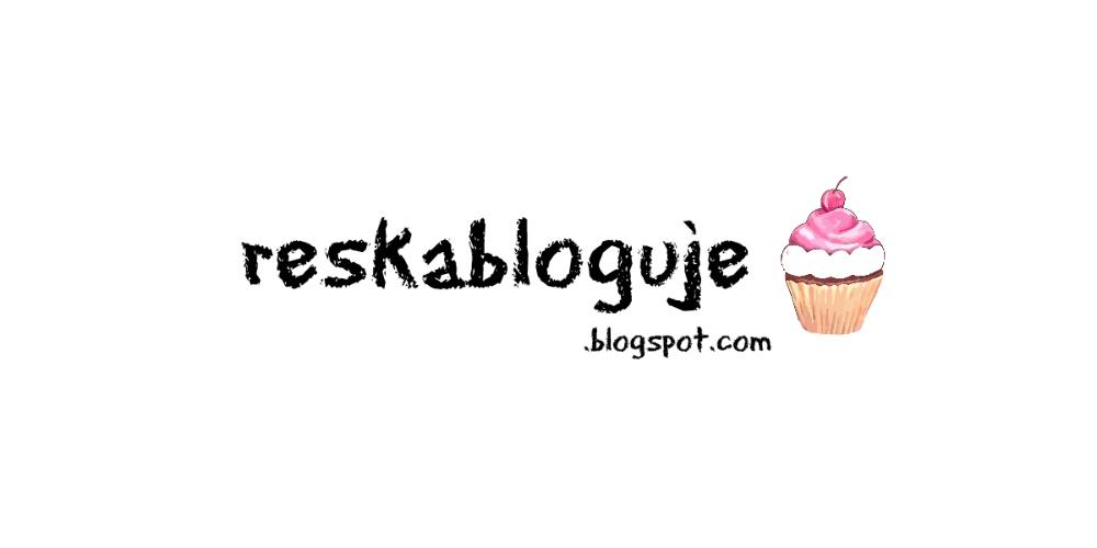 Reska bloguje