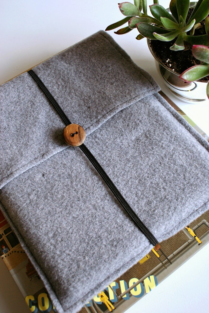Felt iPad or Tablet Case - Urban Acreage