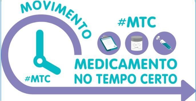 Movimento Medicamento no Tempo Certo RJ