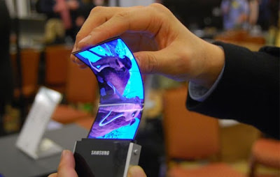 iphone5 flexible displayer