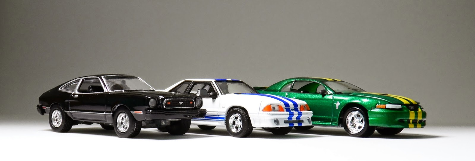 Especial Ford Mustang 50 anos - Parte II
