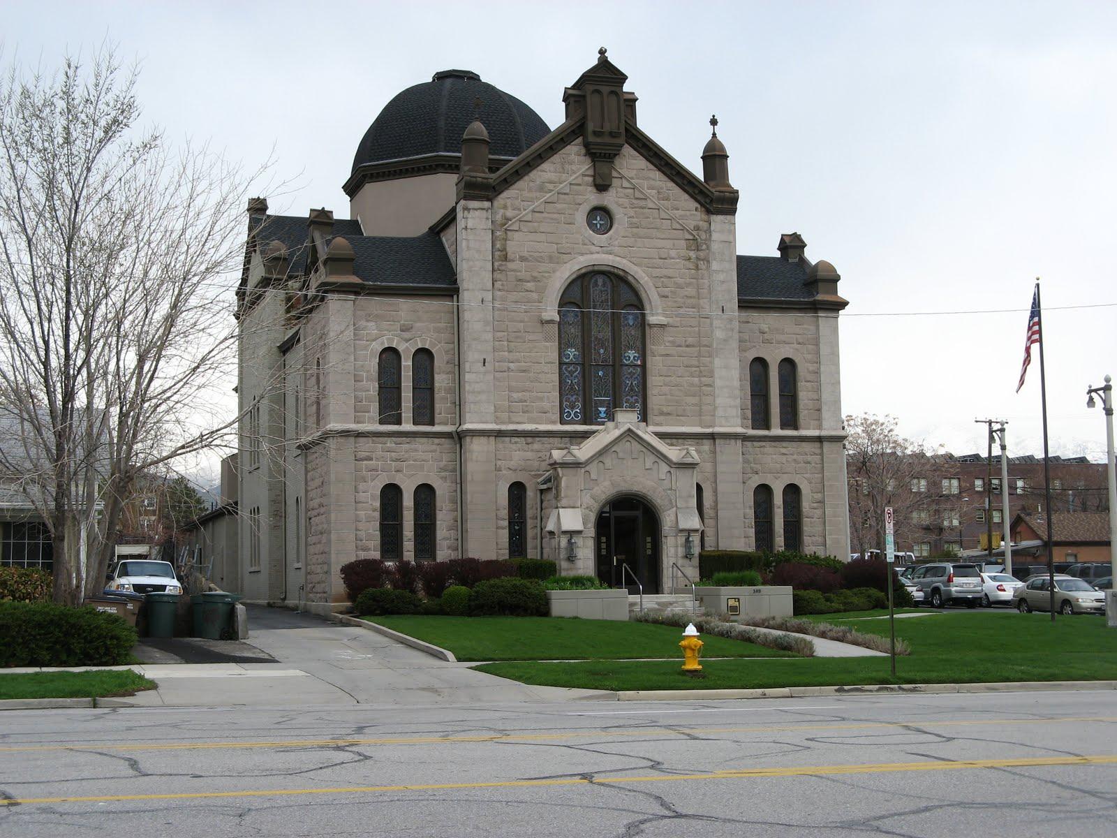 Churches in Salt lake city by Denomination, UT Utah Church ...