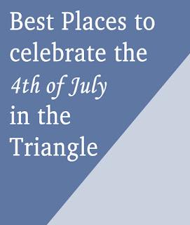 Fourth of July celebration in North Carolina