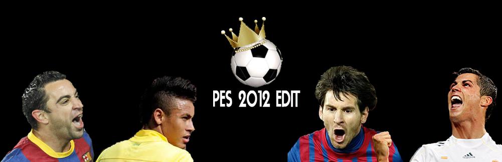 PES 2012 EDIT