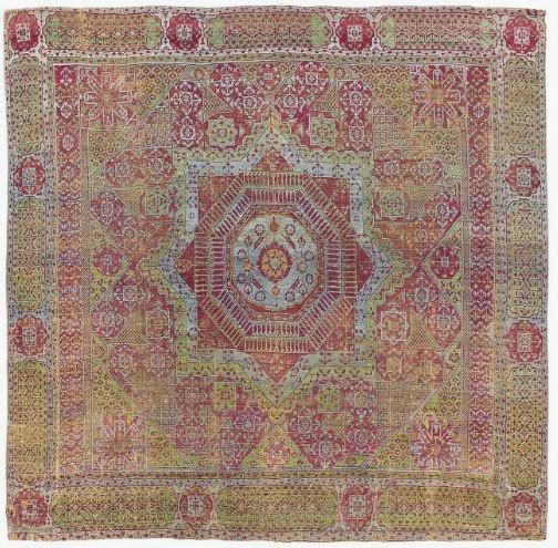 $1.3 million Mamluk Carpet at Christie's