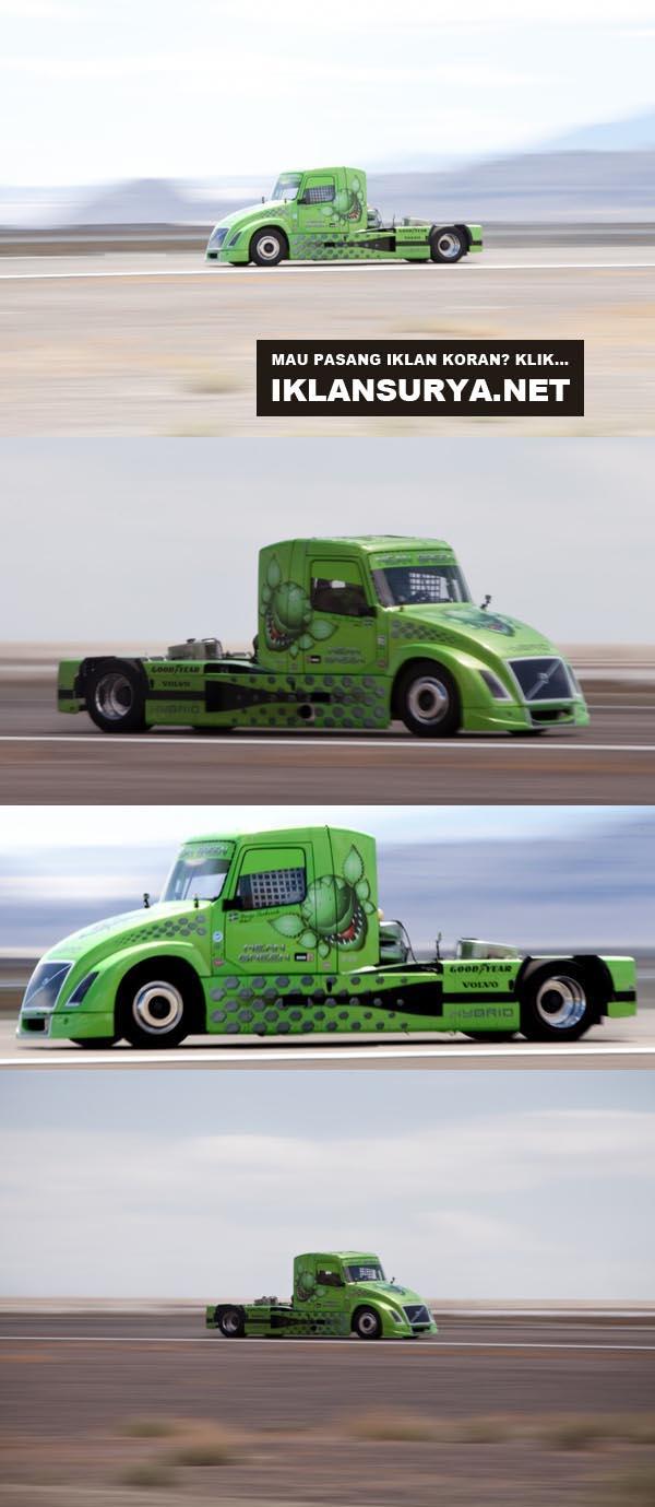 truk tercepat di dunia