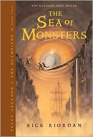 Review- The Sea of Monsters