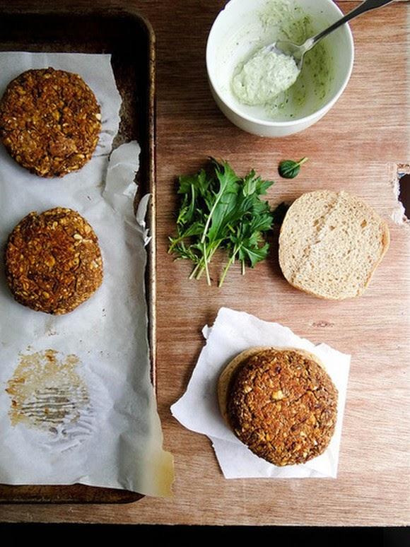 falafel - kotlety z ciecierzycą