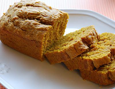 Brown Butter Pumpkin Bread