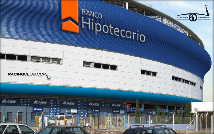 Juan payllalef periodista estadios argentinos for Puerta 20 estadio racing