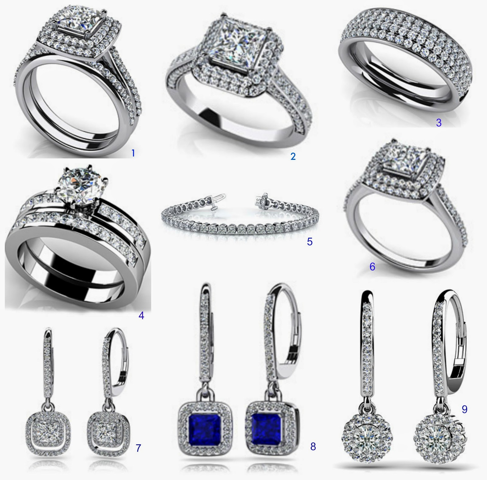 Anjolee Jewelry Review, engagement rings, wedding rings affordable, Anniversary jewelry