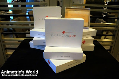 Glamourbox Launch