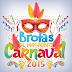 BROTAS DE MACAÚBAS: CARNAVAL 2015 - PROGRAMAÇÃO