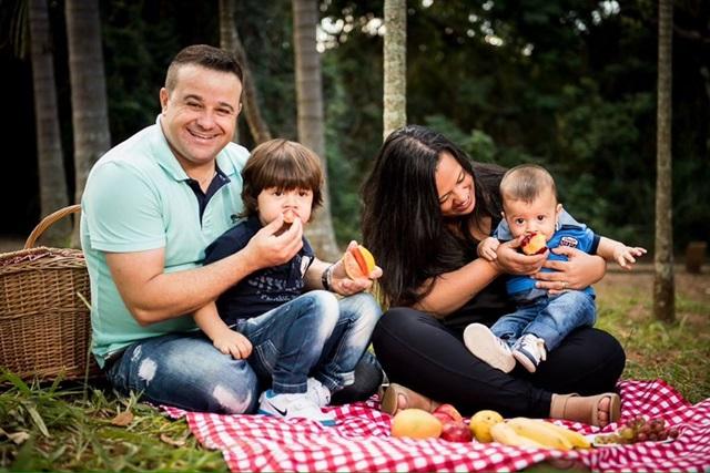 Prévia Ensaio Família com Leonardo Pedone Fotografia