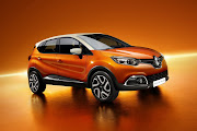 Renault Capture Small Crossover renault captur