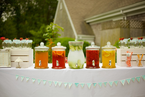The joys and jitters ideas for a beautiful inexpensive home wedding