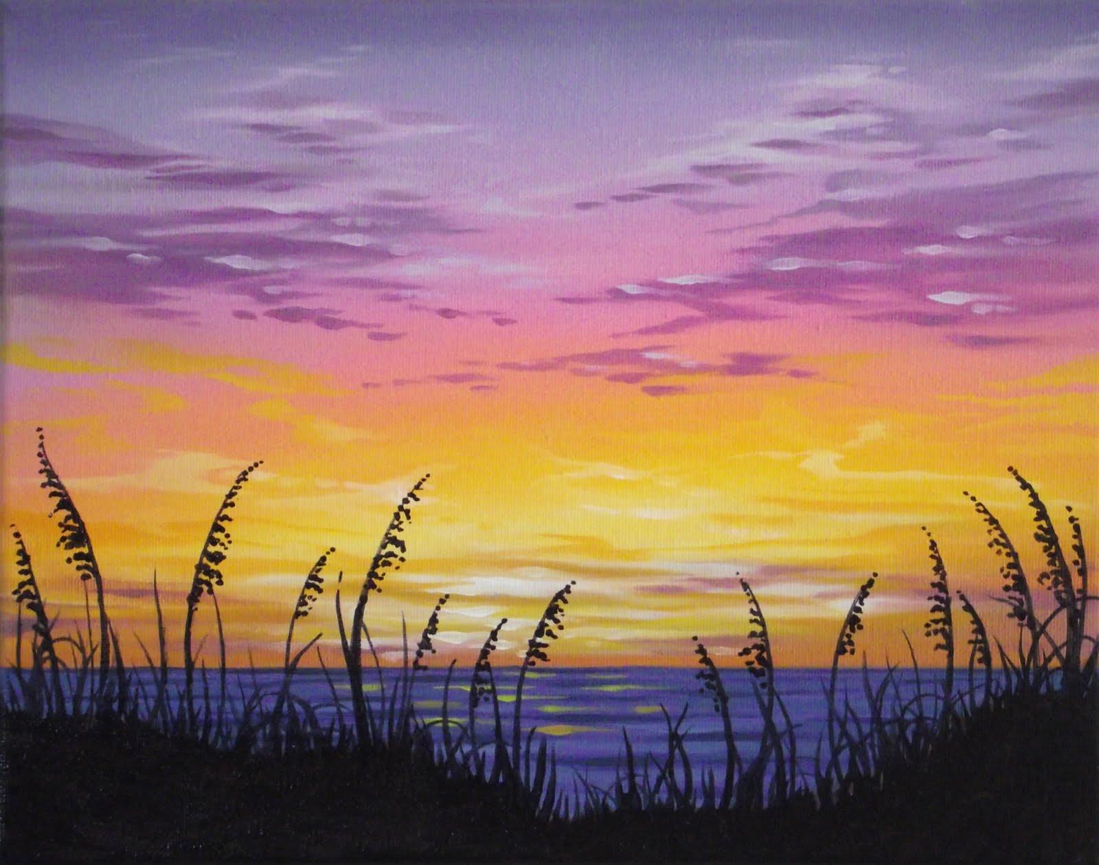 Sunrise 11 x 14