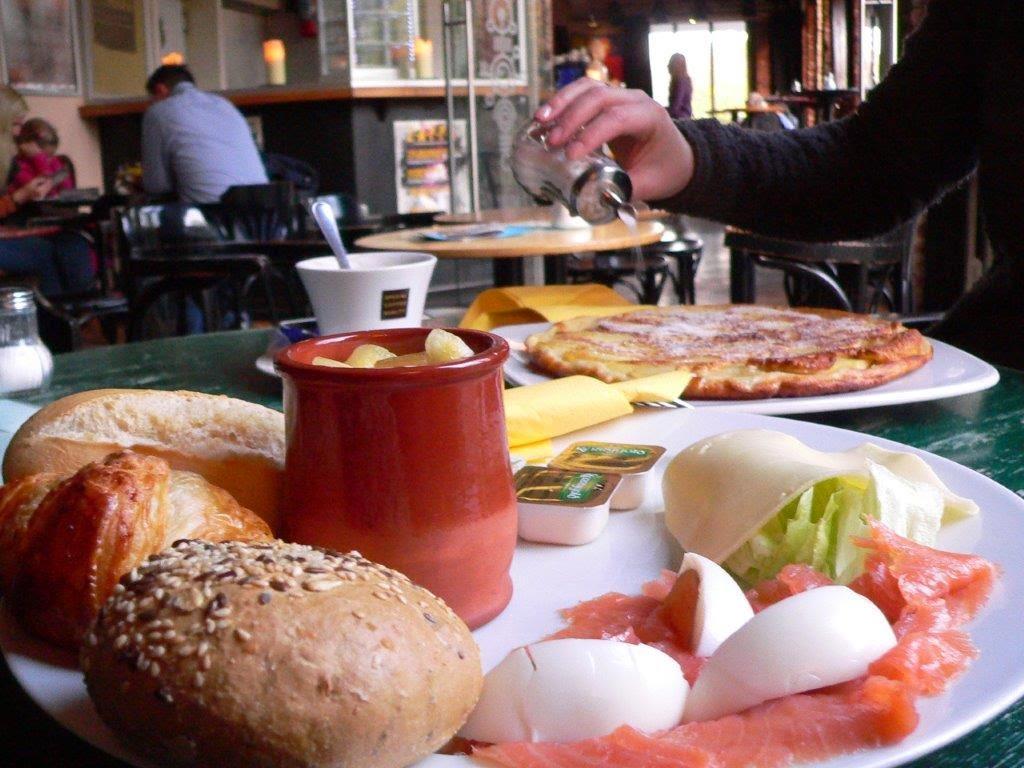 Frühstück Wochenende Quatschen gemütlich Bloggerfreundin