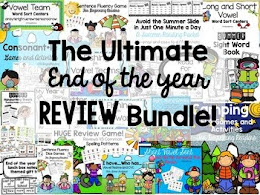 End of the Year Bundle