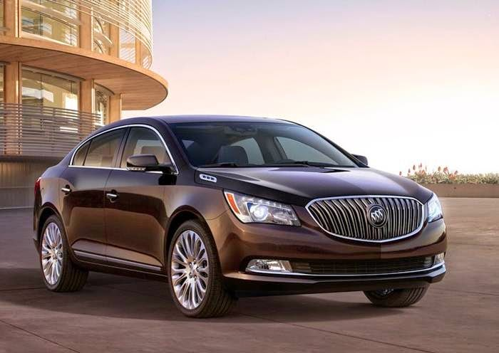 2015 Buick Verano Earnd 5-Star NHTSA Safety Rating