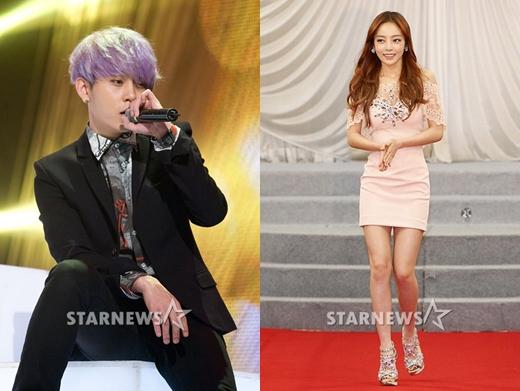 goo hara and seungri dating
