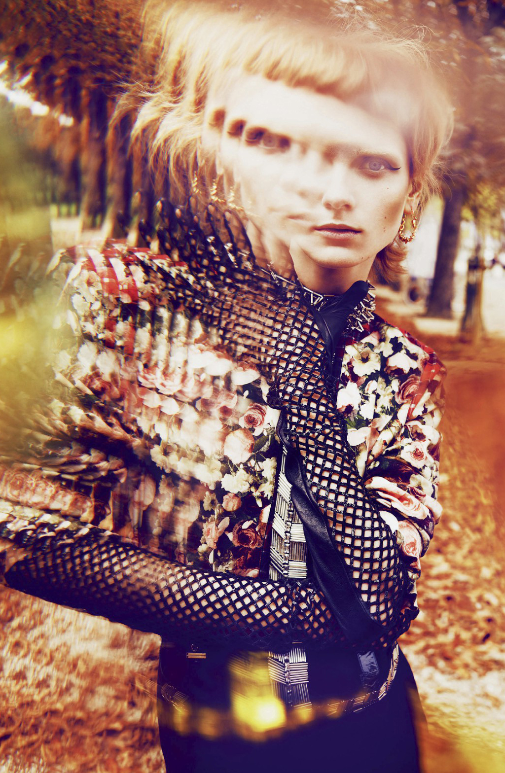 Stylist France October 2013 (photography: Marcin Tyszka, styling: Belen Casadevall)