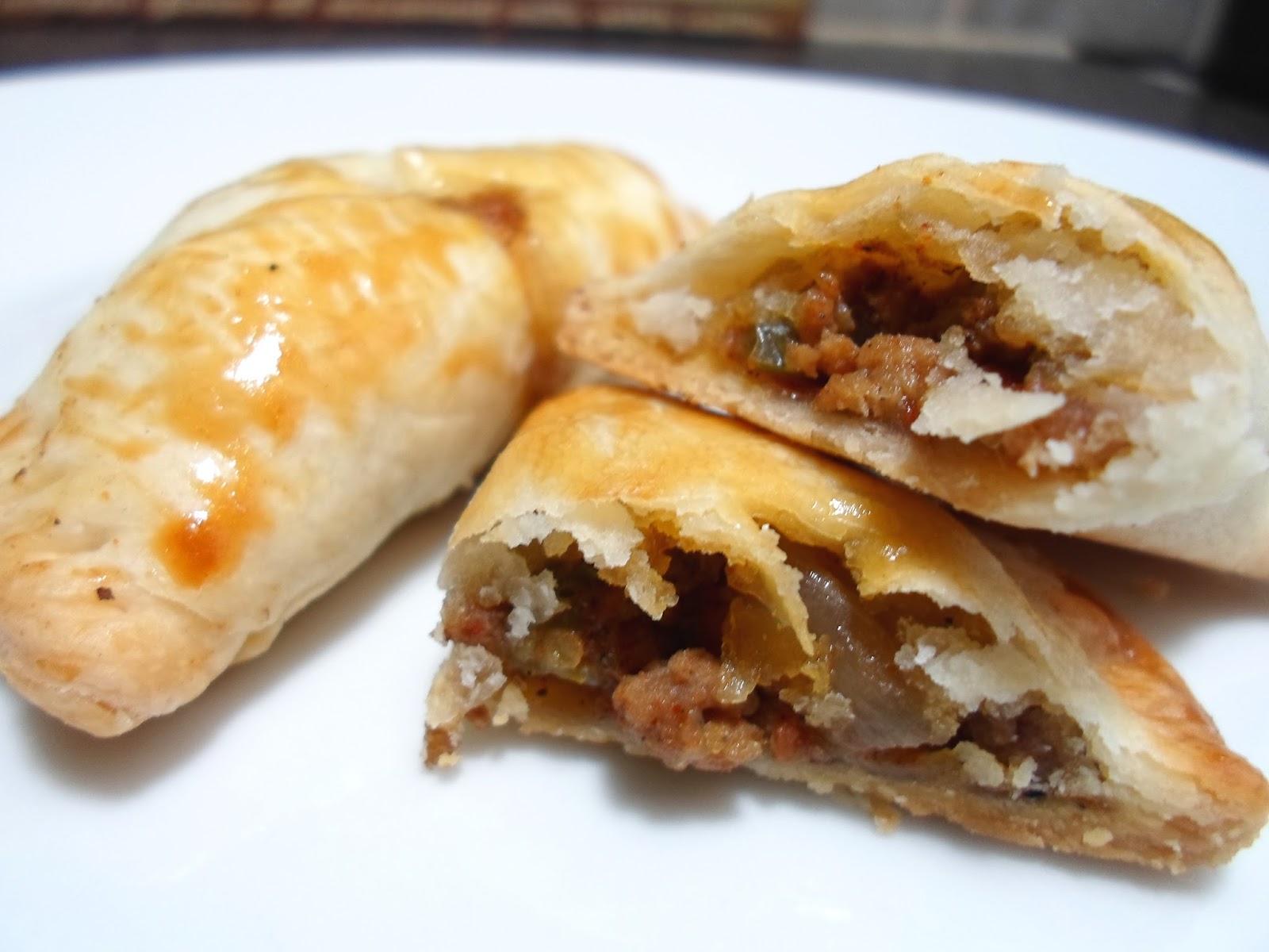 Beef Empanadas Recipe — Dishmaps