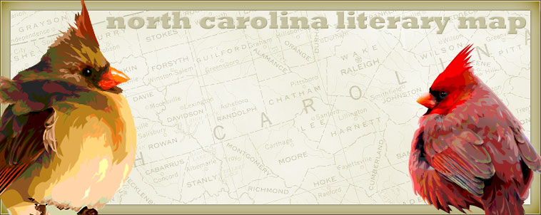 Map of NC