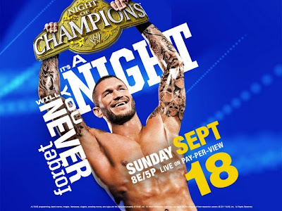 WWE - Night of Champions 2011