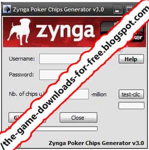 Zynga poker cheats for chips on facebook 2018